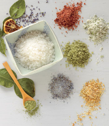 Five Flavored Salts